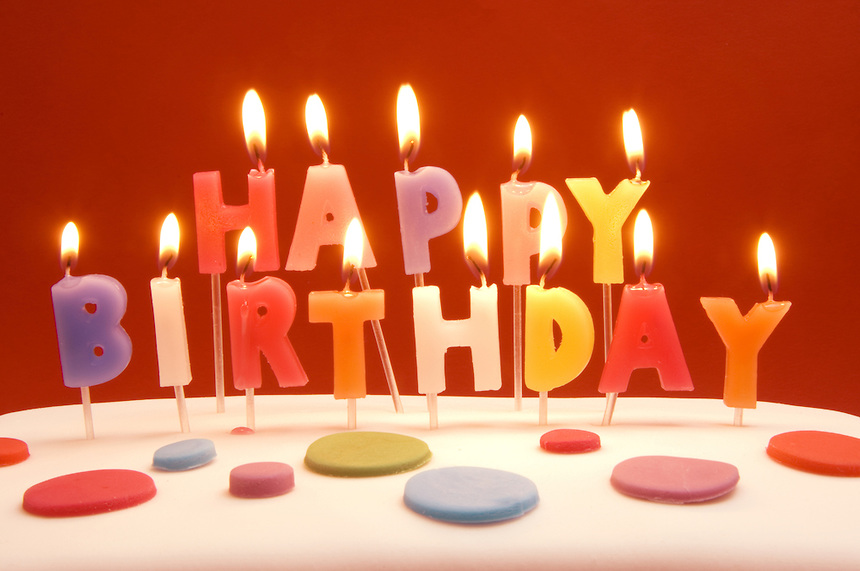50 Pictures Of Birthday Cakes With Candles Quotes Yard