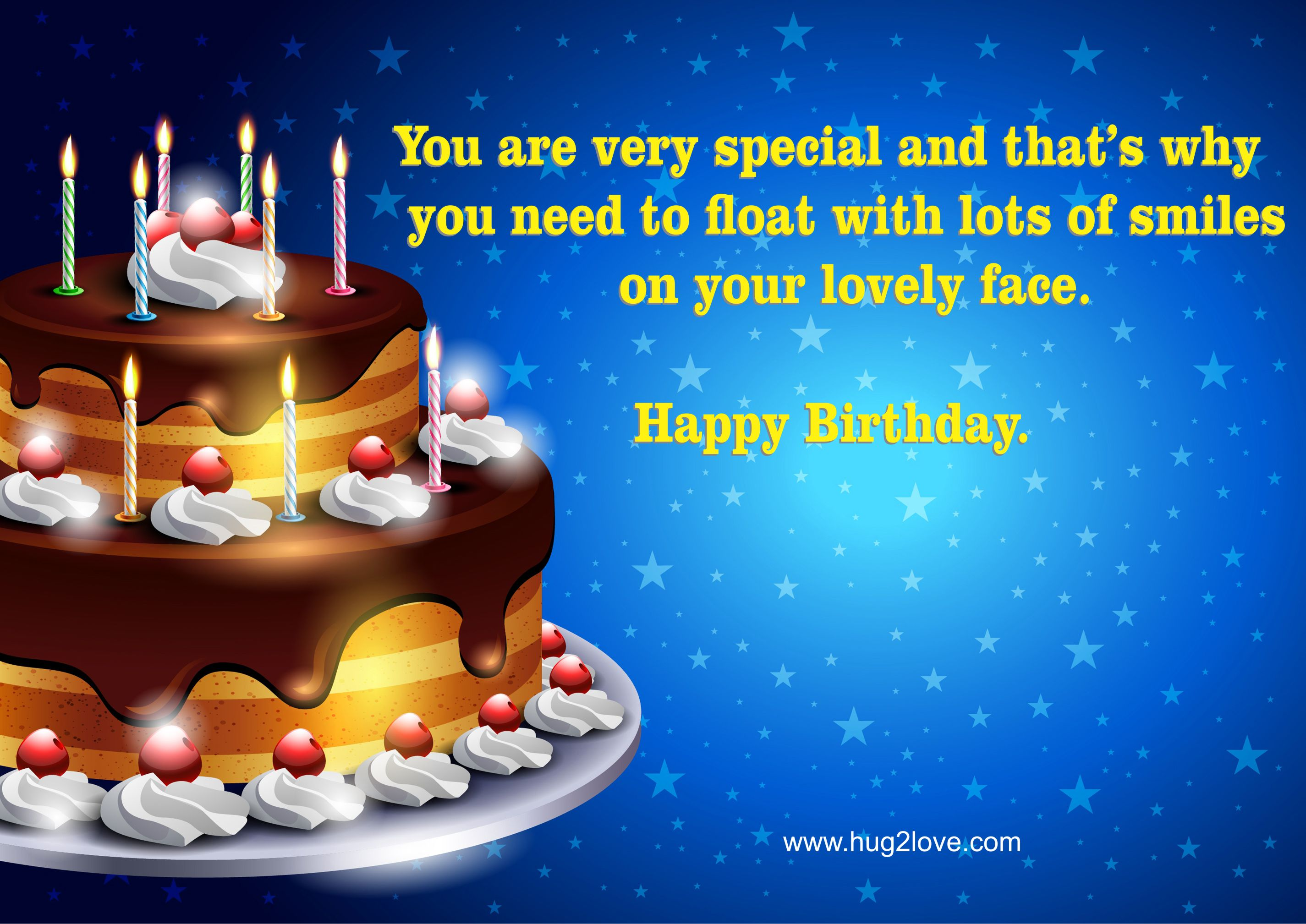 Happy Birthday Quotes Hd Images ~ Top 20 birthday quotes for girlfriend u2013 quotes yard