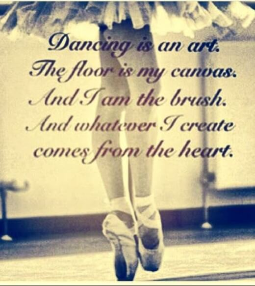 Inspirational Dance Quotes Stunning 40 Best Inspirational Dance Quotes  Success Quotes