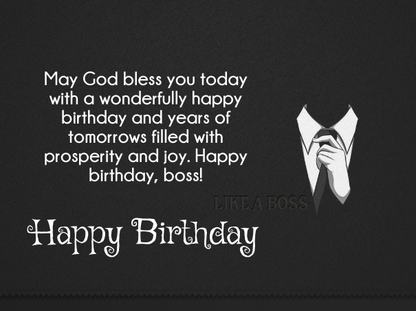 70 best boss birthday wishes quotes with images quotes yard birthday greetings for boss m4hsunfo