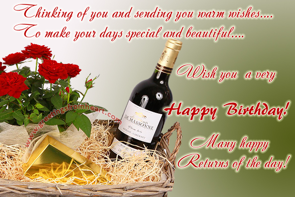 Happy Birthday Male Wine ~ Best boss birthday wishes quotes with images u quotes yard