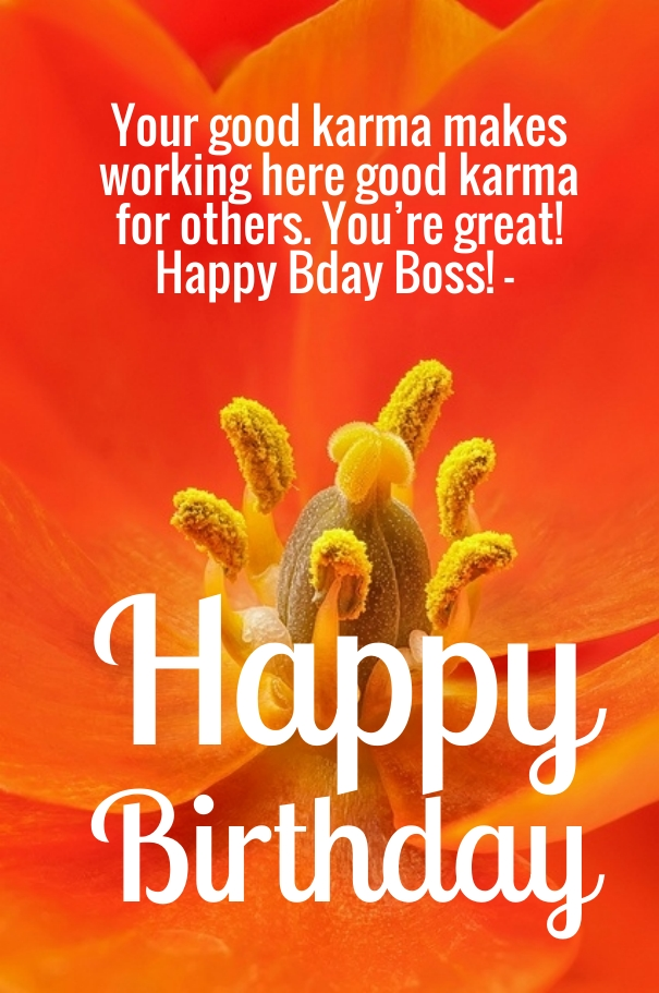 70 best boss birthday wishes quotes with images quotes yard birthday wishes for leader m4hsunfo Gallery
