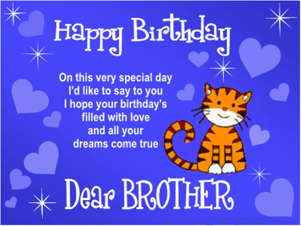 40 best birthday quotes for brother with images success quotes happy birthday brother quotes kristyandbryce Gallery