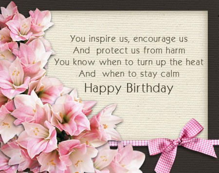 Happy Birthday Quotes And Images ~ Best boss birthday wishes quotes with images u quotes yard