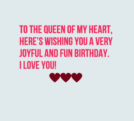 50 Best Birthday Quotes For Wife