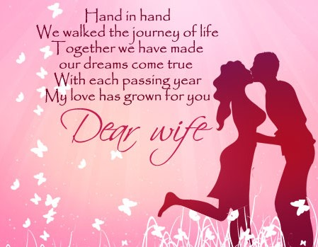 Love Birthday Quotes For Wife