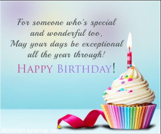 99 Best Birthday Greeting Messages And Quotes