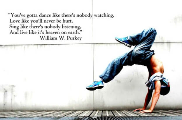 Inspirational Dance Quotes Classy 40 Best Inspirational Dance Quotes  Success Quotes