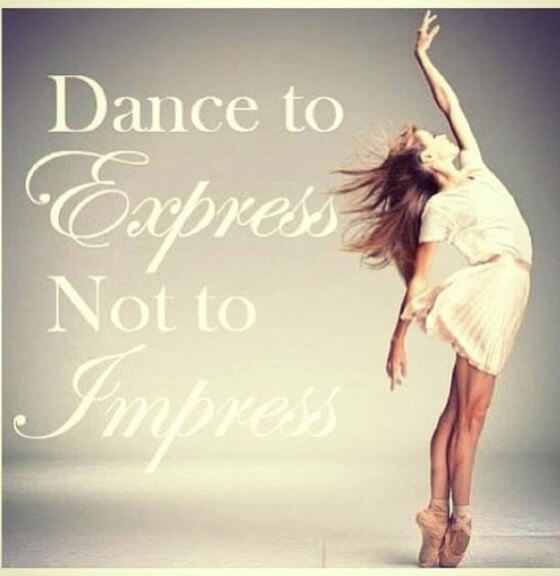 40 Best Inspirational Dance Quotes
