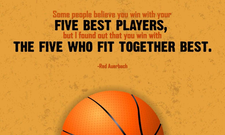 Short Basketball Quotes