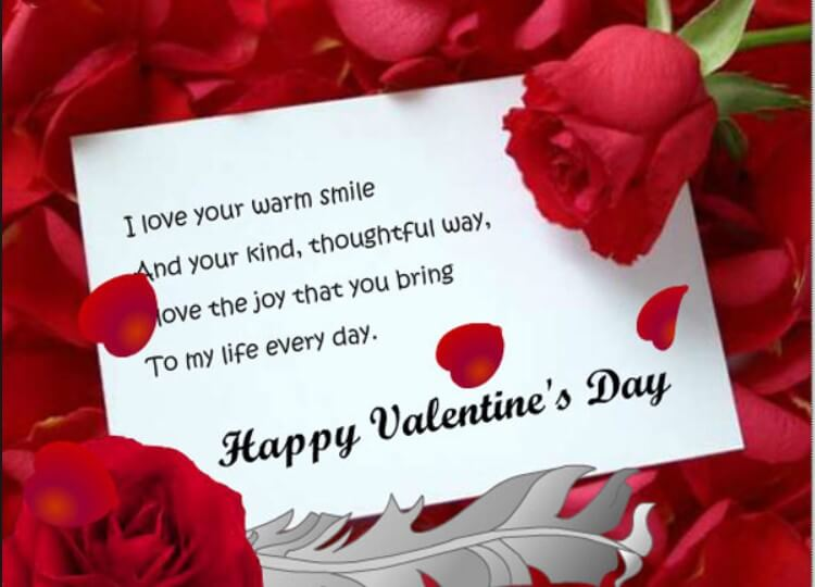 Valentines Love Quotes For Cards