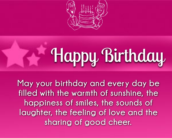 Best Birthday Wishes Messages Quotes Pictures