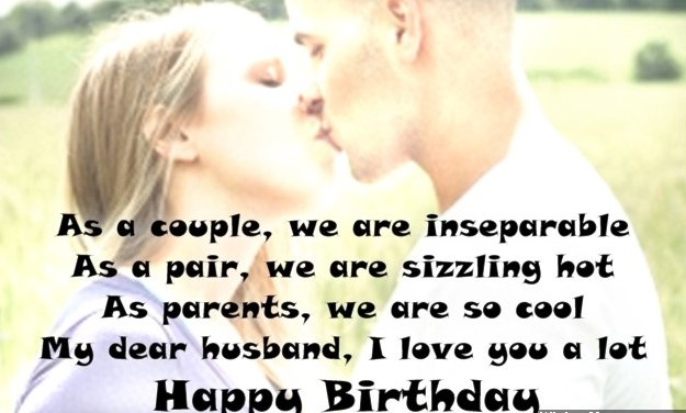 Birthday Love Quotes For Husband