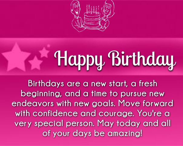 birthday greetings for friends images
