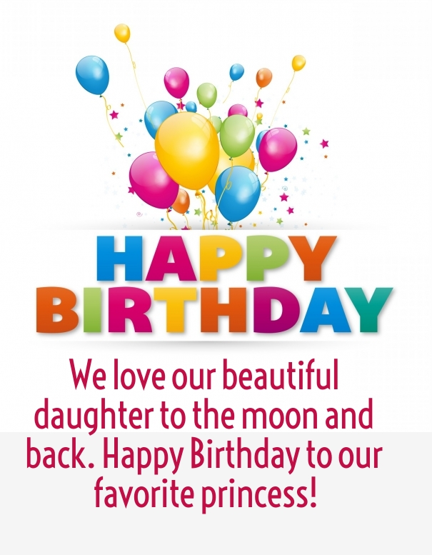 birthday quotes for daughter from dad