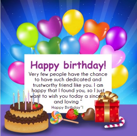 birthday sayings messages quotes images
