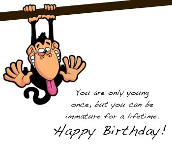 funny happy birthday quotes for friends facebook