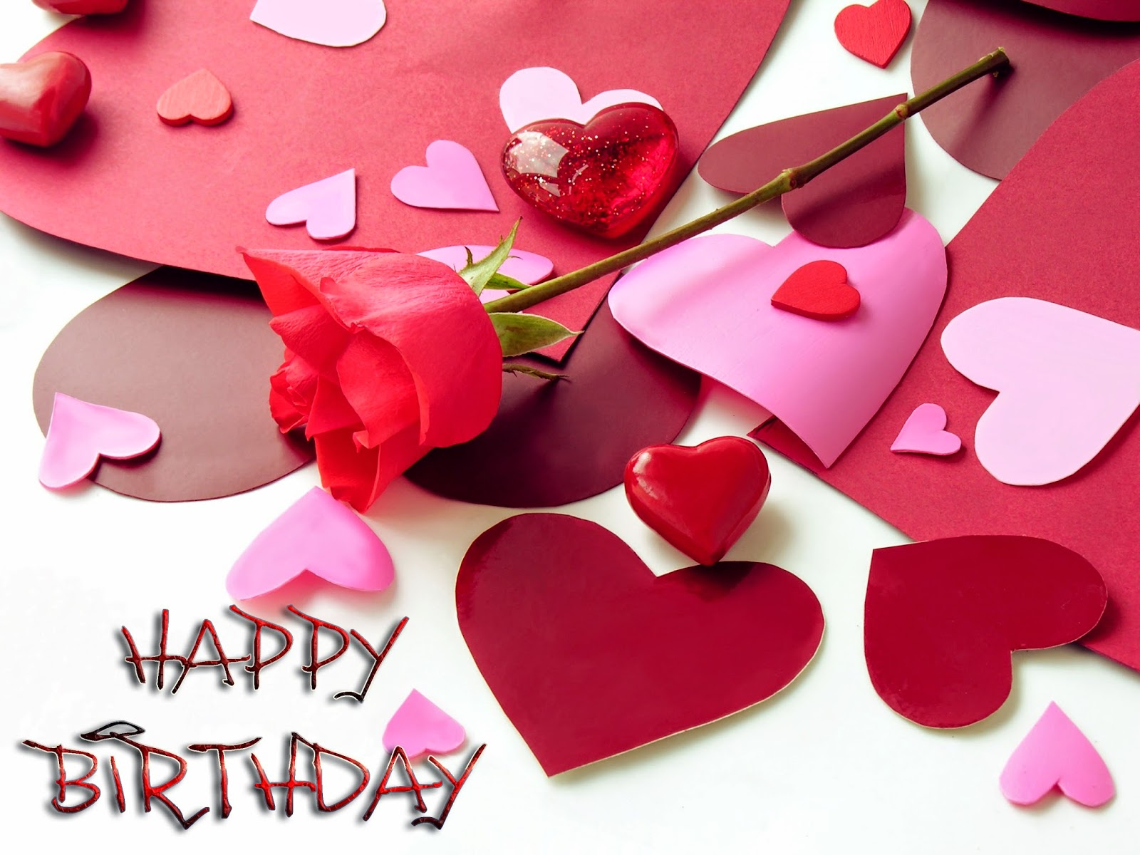 loverly happy birthday wishes for lovers