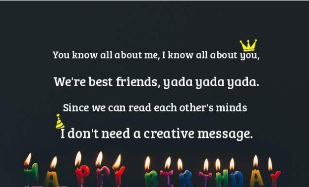 Birthday Picture Quotes For Best Friend