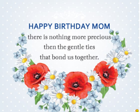 Birthday Quotes Cards For Mom