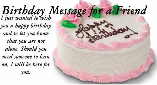 Birthday Quotes For Best Caring Friend