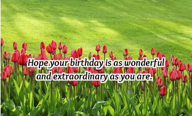 Birthday Quotes For Best Friend In One Line