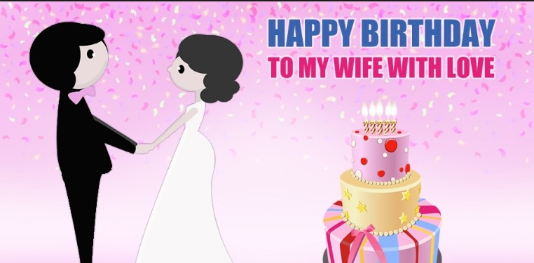 Birthday Quotes For Wife With Images