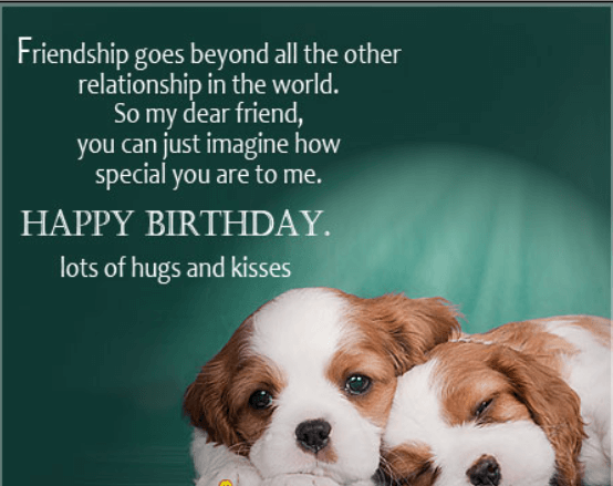 Happy Birthday Quotes And Wishes For A Friend With Pictures Quotes