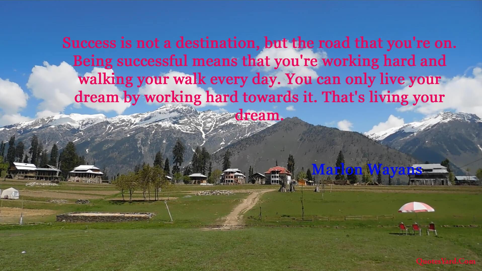 funny success road quotes