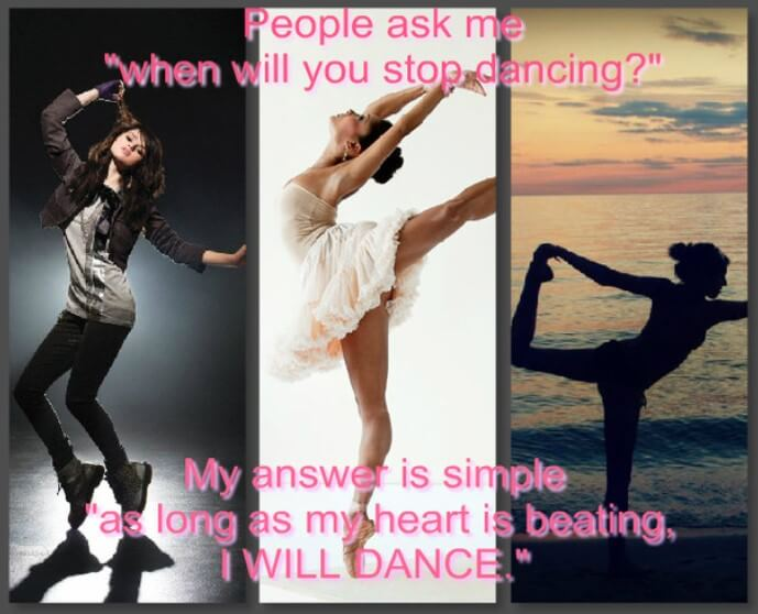 Inspirational Dance Competition Quotes