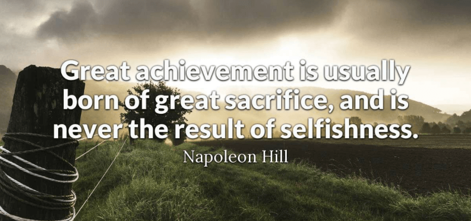 Quotes About Achieving Great Success