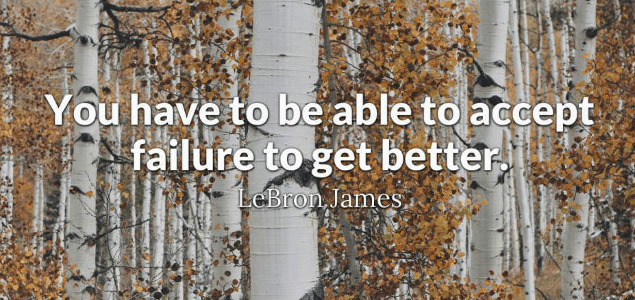Quotes About Failure Becoming Success