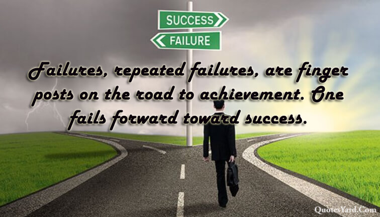Top 20 The Road To Success Quotes For Life Quotes Yard