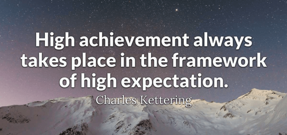 Quotes On Achievement Of Goals