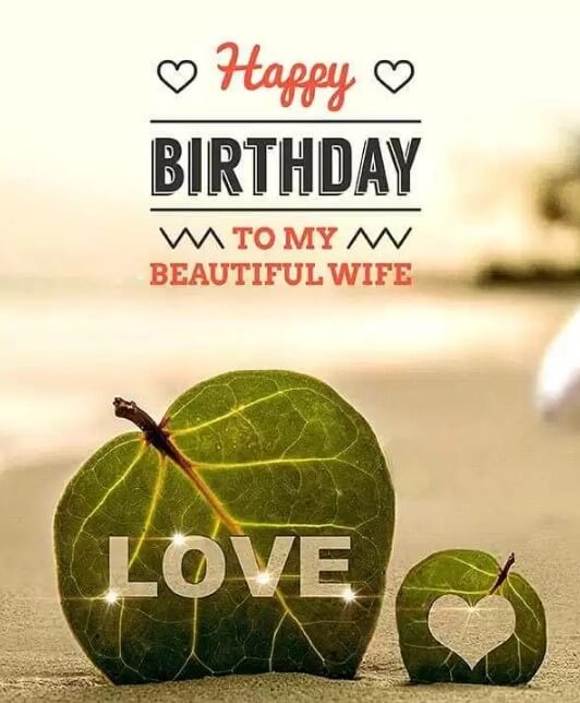 Unique Birthday Quotes For Wife