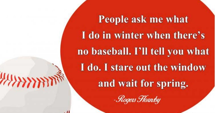 Baseball Quotes About Love