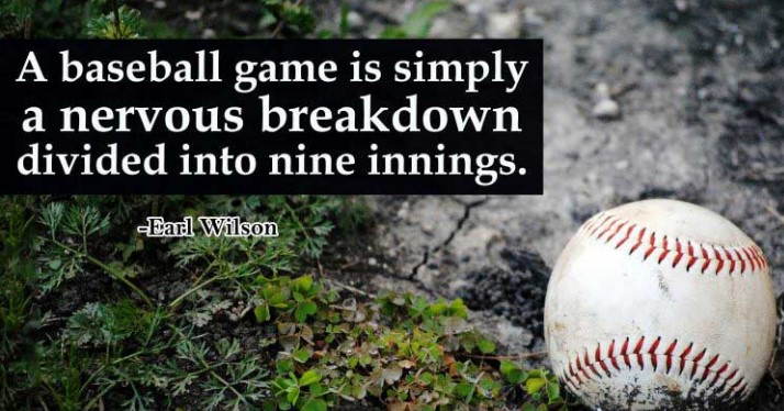 Short Baseball Quotes