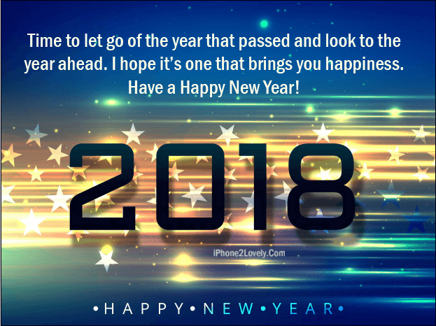 2018 New Year Wishes For Boyfriend In English