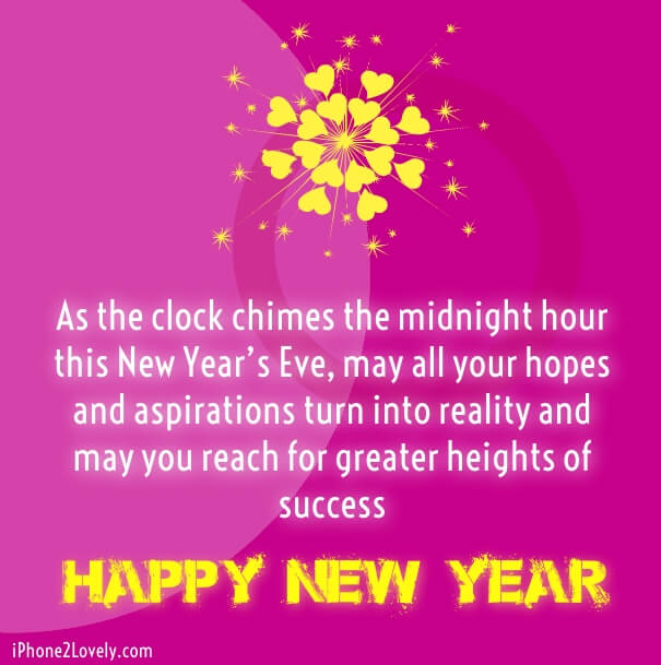 Happy New Year 2018 Quotes Msg With Love Flirty
