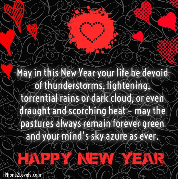 New Year 2018 Quotes For Lover