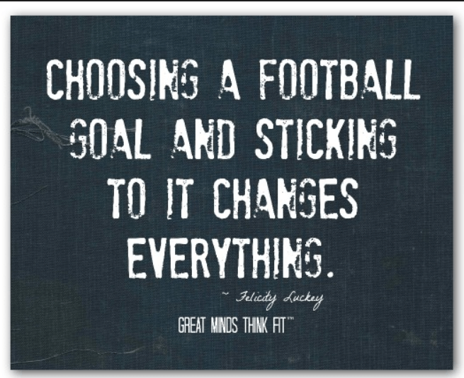 Best Motivational Football Quotes