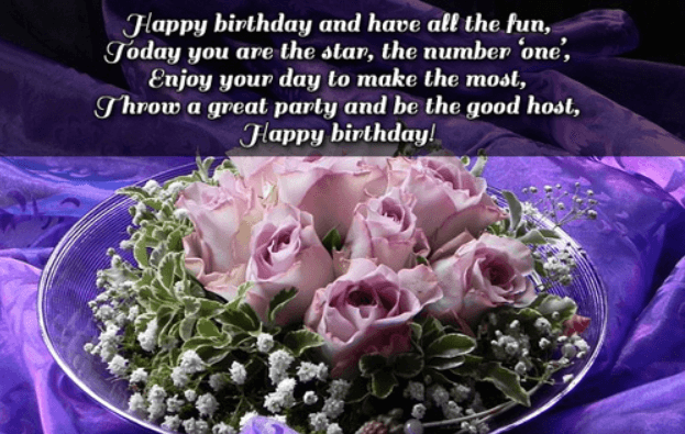 Birthday Wishes Inspirational Quotes And Pictures