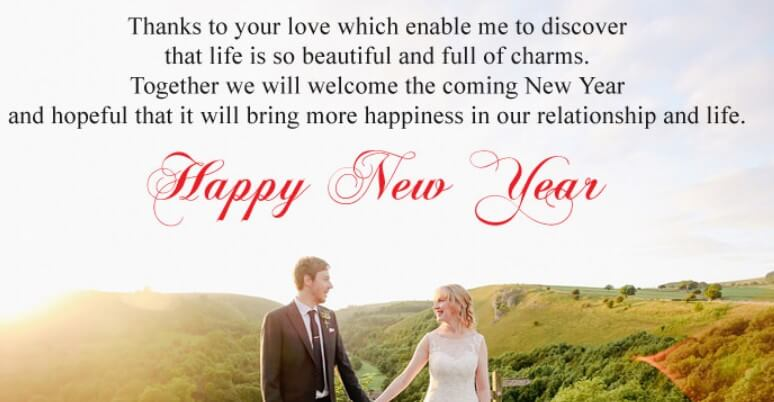 80+ Love Quotes And Wishes For Happy New Year 2019 – Quotes Yard