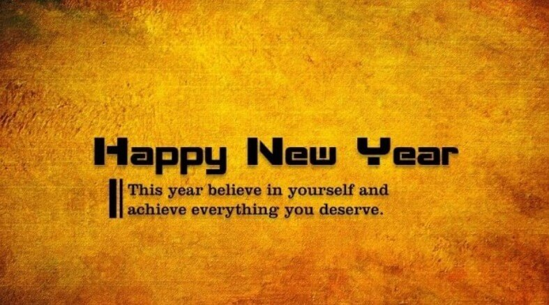 Happy New Year Quotes Of Love