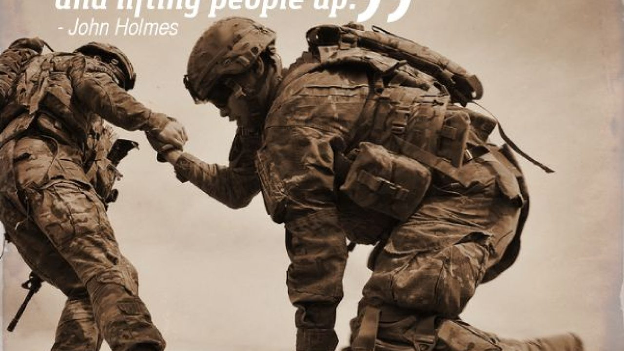 Top 25 Inspirational Military Quotes   Quotes Yard