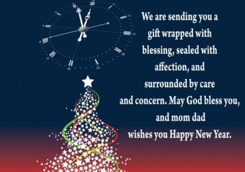 New Year Love Greetings Quotes