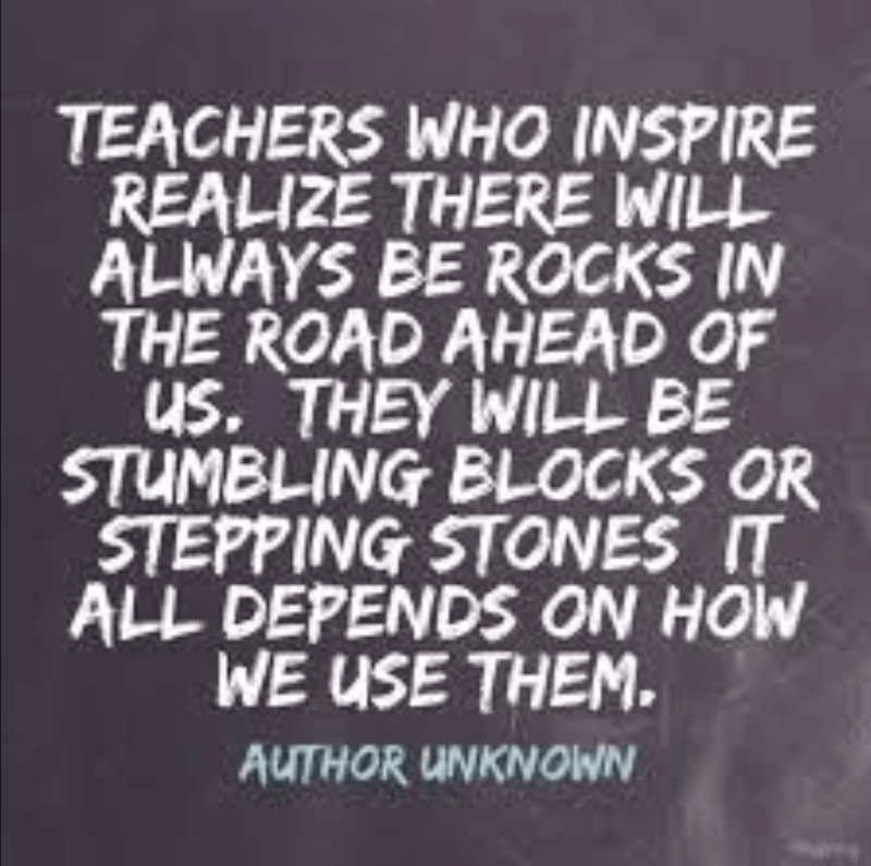 35+ Short Motivational Quotes for Teachers with Images ...