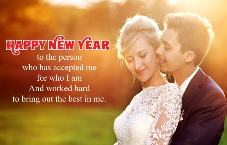 Romantic New Year Wishes 2019