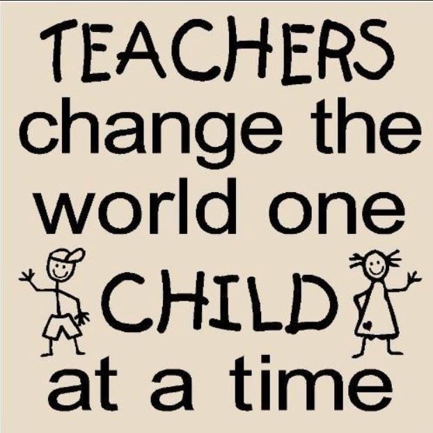 Short Teacher Quotes