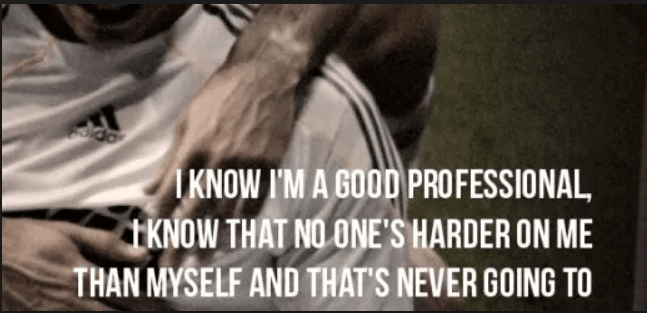 Success Football Quotes For Athletes